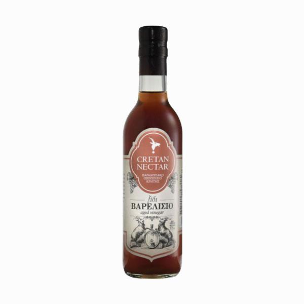 Image of   Cretan Nectar Lagret vinegar 375 ml