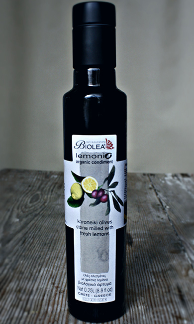 Image of   Biolea Lemonio Økologisk 250 ml