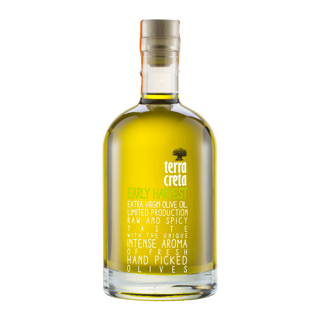 Image of   Terra Creta Early Harvest 500ml