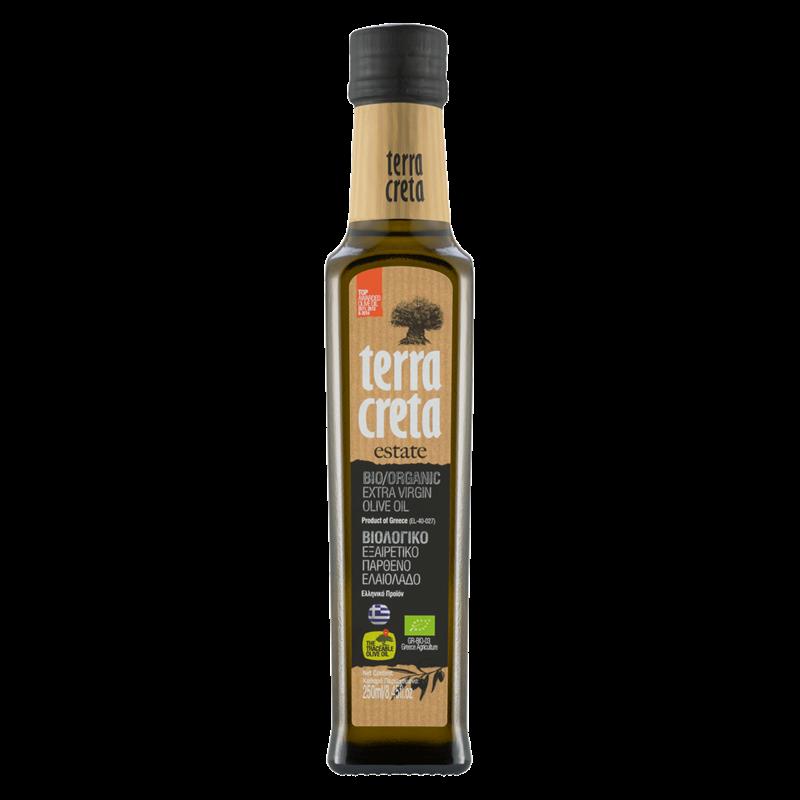 Image of   Terra Creta Olivenolie Økologisk 250 ml